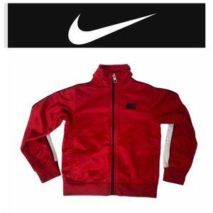 ~Boys size 5 Nike classic full zip track jacket